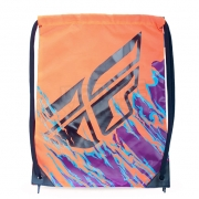 Fly Racing Quick Draw Orange Black Bag