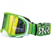 Rip n Roll Platinum Green Goggles