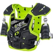 ONeal PXR Stone Shield Black Hi Viz Chest Protector