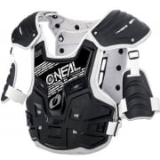 ONeal PXR Stone Shield Black Grey Chest Protector