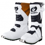 ONeal Rider Kids White Boots