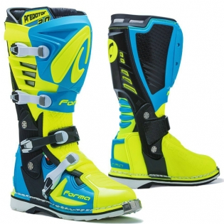 Forma Predator 2.0 Light Blue Fluo Yellow Boots
