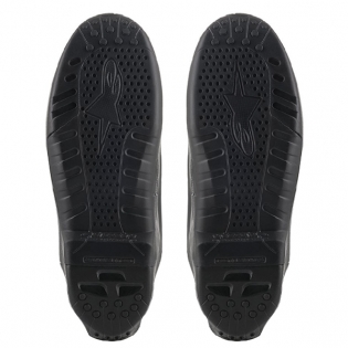 Alpinestars Tech 10 Spares Outer Boot Soles Black