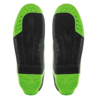 Alpinestars Tech 10 Spares Outer Boot Soles Black Green