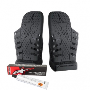Alpinestars Tech 10 Spares Outer Boot Sole Centre Inserts