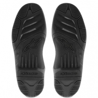 Alpinestars Tech 3 Spares Outer Boot Soles Black