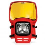Acerbis Elba Red Headlight