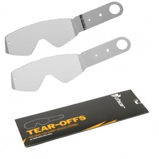 Thor Enemy MX Goggle Tear Offs