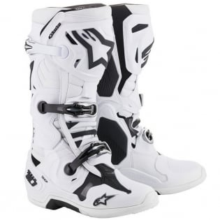 Alpinestars Tech 10 White Boots