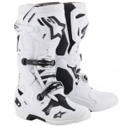 Alpinestars Tech 10 White 19 Boots