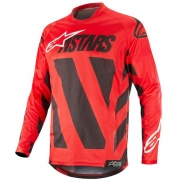Alpinestars Racer Braap Jersey - Black Red White