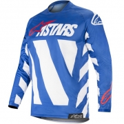 Alpinestars Racer Braap Jersey - Blue White Red