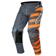 Alpinestars Kids Racer Braap Anthracite Orange Fluo Pants