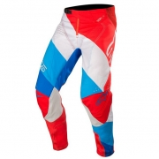 Alpinestars Kids Racer Venom Red White Blue Pants