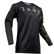 Thor Prime Pro Infection Black Acid Jersey