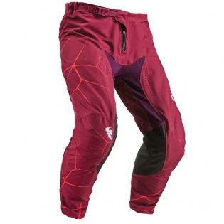 Thor Prime Pro Infection Maroon Orange Pants