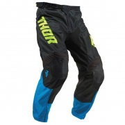 Thor Pulse Air Acid Blue Black Pants