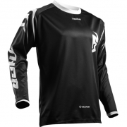 Thor Kids Sector Zones Black Jersey