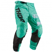 Thor Kids Pulse Jaws Mint Black Pants