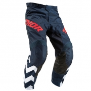 Thor Kids Pulse Stunner Midnight White Pants