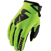 Thor Sector Gloves - Lime