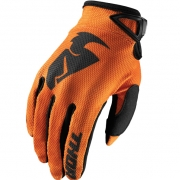 Thor Kids Sector Zones Orange Gloves