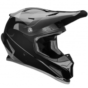 Thor Kids Sector Shear Black Charcoal Helmet