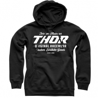 Thor The Goods Black Pullover Hoodie
