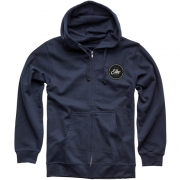 Thor Runner Navy Zip Up Hoodie