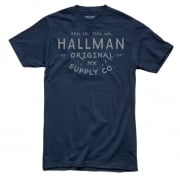 Thor Hallman Supply Navy T Shirt