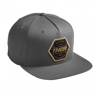 Thor Snapback Forever Charcoal Cap