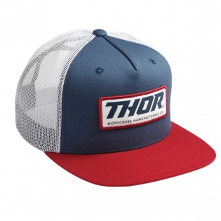 Thor Standard Trucker Patriot Cap