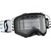 Scott Prospect Enduro Black White Clear Goggles