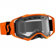 Scott Prospect Enduro Black Orange Clear Goggles