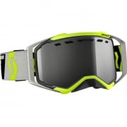 Scott Prospect Enduro Black Grey Light Sensitive Chrome Goggles