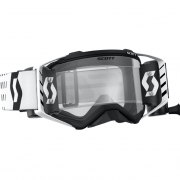 Scott Prospect WFS Black White Clear Goggles