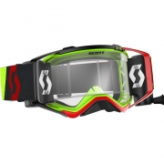 Scott Prospect WFS Yellow Black Red Clear Goggles