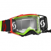 Scott Prospect WFS Yellow Red Black Clear Goggles