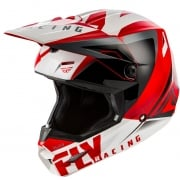 Fly Racing Elite Vigilant Red Black Helmet