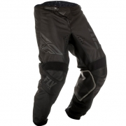 Fly Racing Kinetic Kids Shield Black Pants