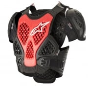 Alpinestars Bionic Black Red Chest Protector