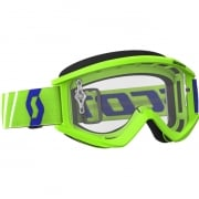 Scott Recoil Xi Green Goggles