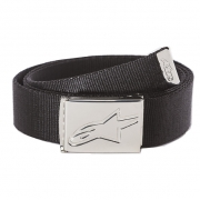 Alpinestars Friction Web Black Chrome Belt