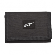 Alpinestars Friction Trifold Black Wallet