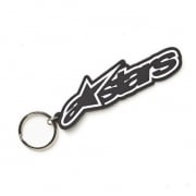 Alpinestars Rub Black Keychain