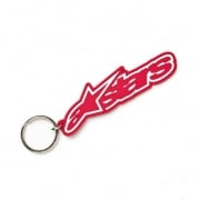 Alpinestars Rub Red Keychain