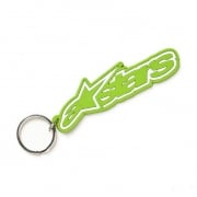 Alpinestars Rub Green Keychain