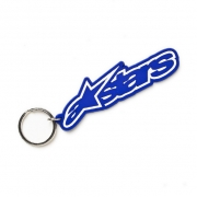 Alpinestars Rub Blue Keychain