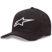 Alpinestars Kids Ageless Curve Black White Cap