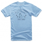 Alpinestars Kids School Carolina Blue T Shirt